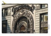Paramount - Broadway - Nyc Carry-all Pouch