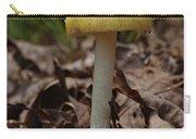 Parasol Mushroom Macrolepiota Sp Carry-all Pouch
