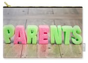 Parents Carry-all Pouch by Tom Gowanlock