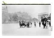 Paris Avenue Foch, C1895 Carry-all Pouch