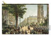 Paris Boulevard, 1859 Carry-all Pouch