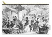 Paris: Boulevard, 1872 Carry-all Pouch