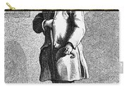 Paris Chimney Sweep, C1740 Carry-all Pouch