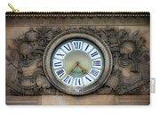 Paris Clocks 1 Carry-all Pouch