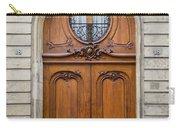 Paris Doors Carry-all Pouch