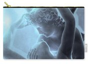 Eros Psyche Louvre Sculpture - Paris Eros And Psyche Romance Lovers  Carry-all Pouch