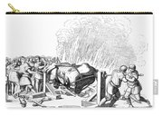 Paris Fete, 16th Century Carry-all Pouch