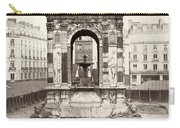 Paris Fountain, C1858 Carry-all Pouch