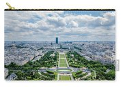 Paris From Above Carry-all Pouch