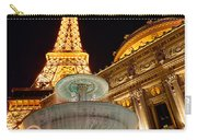 Paris Hotel And Casino In Las Vegas Carry-all Pouch