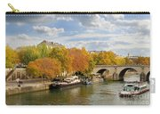 Paris In Autumn Carry-all Pouch