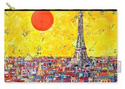 Paris In Sunlight Carry-all Pouch