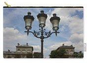 Paris Lamp Post Carry-all Pouch