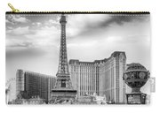 Paris Las Vegas Carry-all Pouch