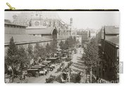 Paris: Les Halles, C1900 Carry-all Pouch