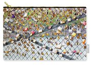 Paris - Locks Of Love Carry-all Pouch
