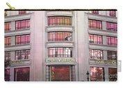 Paris Louis Vuitton Boutique Fashion Shop On The Champs Elysees Carry-all Pouch