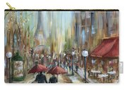 Paris Lovers Ill Carry-all Pouch