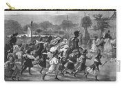 Paris Luxembourg Gardens Carry-all Pouch