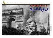 Paris Montage 2 Carry-all Pouch