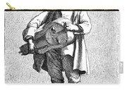 Paris Musician, C1740 Carry-all Pouch