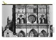 Paris Notre Dame, 1699 Carry-all Pouch