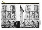 Paris Notre Dame, C1860 Carry-all Pouch