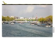 Paris River Cityscape Carry-all Pouch