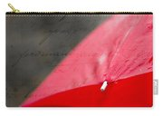 Paris Spring Rains Carry-all Pouch