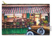 Paris Street Market Carry-all Pouch