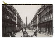 Paris Street Scene, C1900 Carry-all Pouch