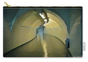 Paris Subway Connecting Tunnel Carry-all Pouch