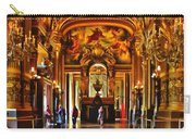 Parisian Opera House Carry-all Pouch
