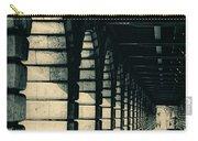 Parisian Rail Arches Carry-all Pouch