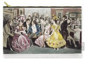 Parisian Salon, 1825 Carry-all Pouch