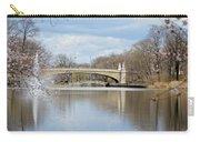 Park Avenue Bridge Carry-all Pouch