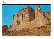 Park Avenue In Arches National Park-utah Carry-all Pouch