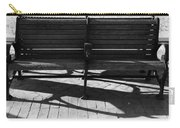 Park Bench Carry-all Pouch