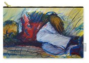 Park Bench Sleeper Carry-all Pouch