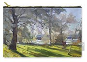 Park By Niagara Falls River Carry-all Pouch