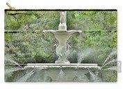 Forsyth Park Fountain - Savannah Georgia Carry-all Pouch