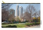Park In Uptown Charlotte Carry-all Pouch