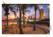 Park On The West Palm Beach Wateway Carry-all Pouch