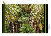 Park Palms Carry-all Pouch