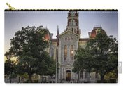 Parker County Courthouse Carry-all Pouch