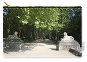 Parkway Chateau Chenonceaux  France Carry-all Pouch