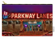 Parkway Lanes Carry-all Pouch