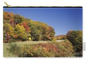Parkway Road In North Carolina Carry-all Pouch