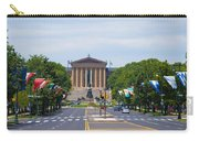 Parkway View Of The Museum Of Art Carry-all Pouch