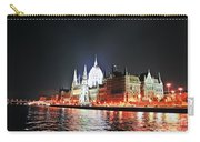 Parliament And The Danube Carry-all Pouch